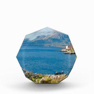 Récompenses En Acrylique Le pêcheur sicilien