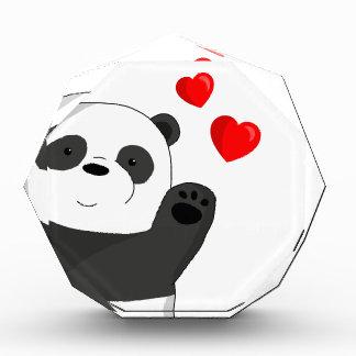 Récompenses En Acrylique Panda mignon