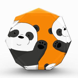 Récompenses En Acrylique Pandas mignons