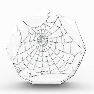 Récompenses En Acrylique Toile d'araignée
