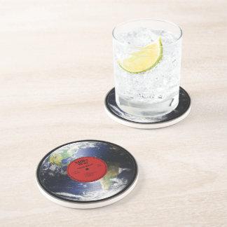 Record mondial - dessous de verre