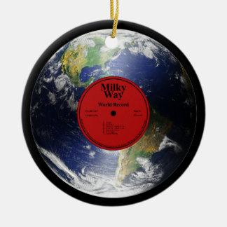 Record mondial - ornement