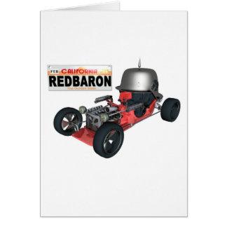 RedBaron Carte De Vœux