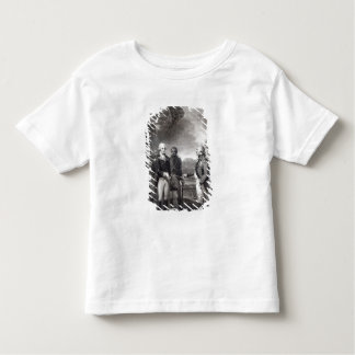 Reddition de seigneur Cornwallis chez Yorktown, T-shirts