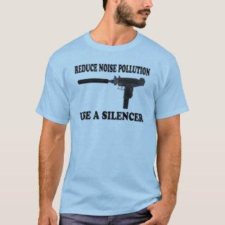 Réduisez la pollution acoustique - utilisez un t-shirt