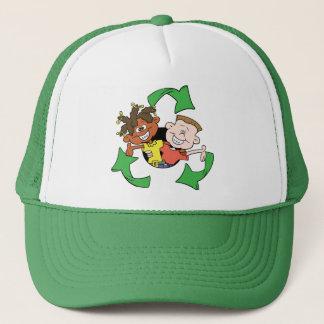 Réduisez la réutilisation réutilisent des enfants casquette