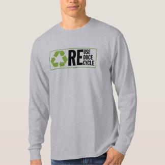 Réduisez la réutilisation réutilisent t-shirt