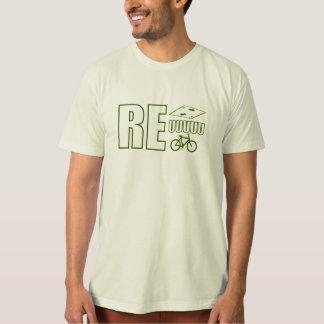 Réduisez, réutilisez, réutilisez t-shirt