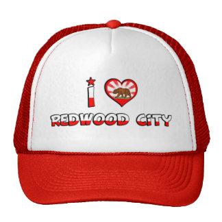 Redwood City CA Casquette