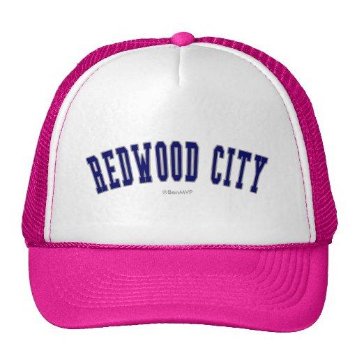 Redwood City Casquette