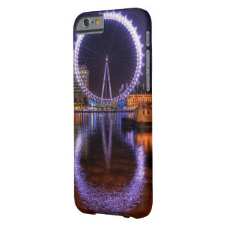 Réflexion de Londres-Oeil, couverture de l'iPhone Coque iPhone 6 Barely There