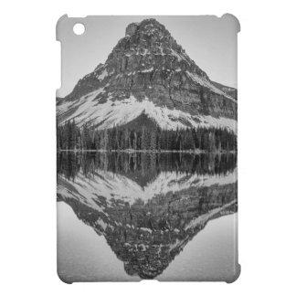 Réflexion de montagne de Sinopah, parc national de Coques Pour iPad Mini