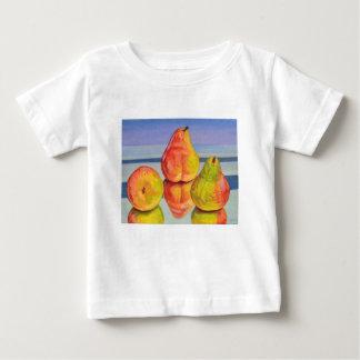 Réflexion de poire t-shirt pour bébé