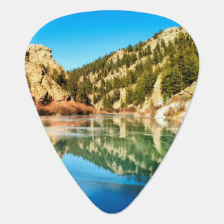 Réflexion en canyon d'Elevenmile Onglet De Guitare