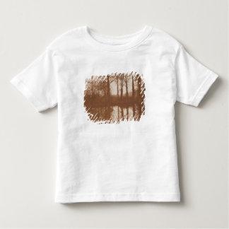 Réflexions, 1843 (photo de sépia) t-shirt pour les tous petits