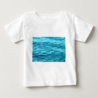Réflexions de l'eau t-shirt pour bébé
