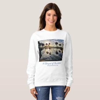 Réflexions de sweatshirt de Charleston -- Femmes