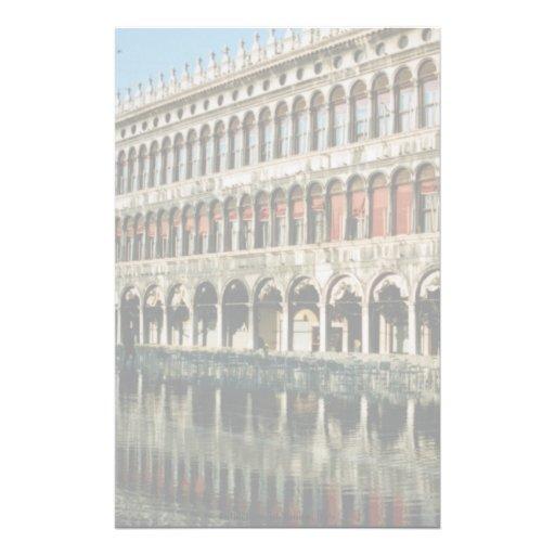 Réflexions de Venise, Italie Papiers À Lettres