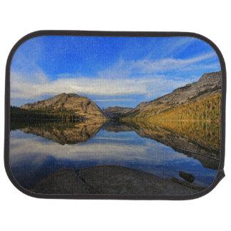 Réflexions sur le lac Tenaya Tapis De Sol