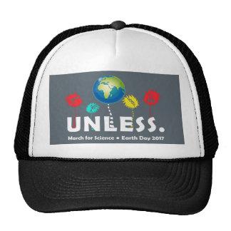 Refroidissez à moins que le jour de la terre 2017 casquettes de camionneur