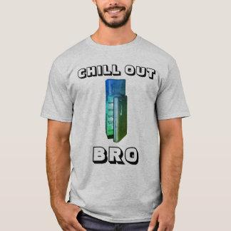 Refroidissez la chemise t-shirt