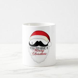 Refroidissez la moustache d'I vous pour avoir un Mug