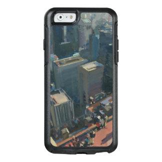 Regard de la ville haute en bas de 2012 coque OtterBox iPhone 6/6s