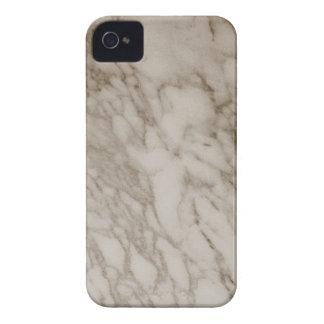 Regard de marbre à peine là coque iPhone 4