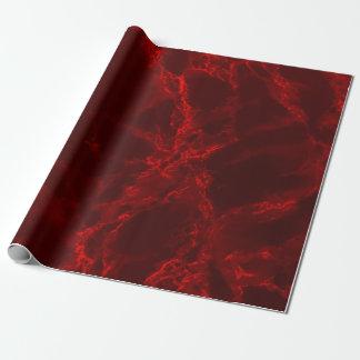 Regard de marbre rouge foncé de texture papier cadeau
