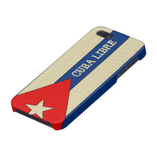 Regard de toile sale Cuba Libre iPhone 5 Case