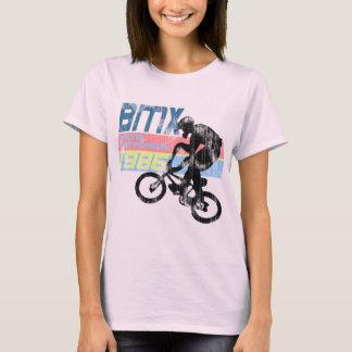 Regard usé des championnats 1986 de BMC T-shirt