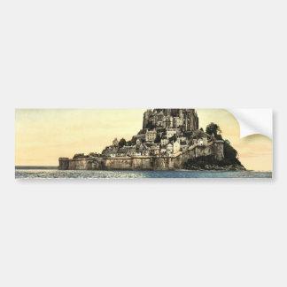 Regardant est les hautes eaux, St Michel, franc de Autocollant De Voiture