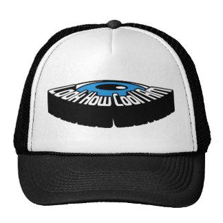 Regardez comment le cool je suis casquettes de camionneur