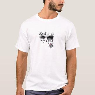 Regardez dans mes yeux - modes augmentées de t-shirt