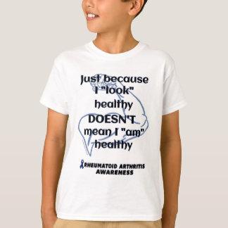 """Regardez"" RA sain/muscle… T-shirt"