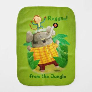 Reggae de la jungle linge de bébé