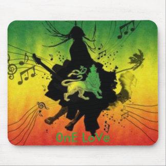 reggae tapis de souris