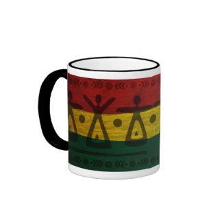 Reggae Mugs À Café