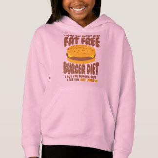 Régime non gras d'hamburger