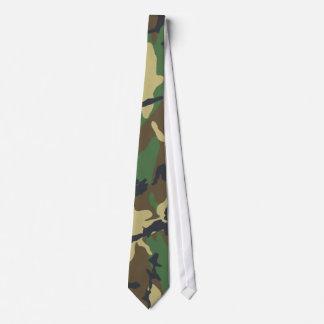 Région boisée Camo Cravate