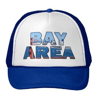 Région de Baie de San Franciso 024 Casquettes De Camionneur