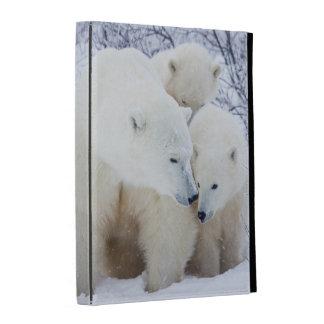 Région de gestion de faune de Churchill Étui iPad Folio