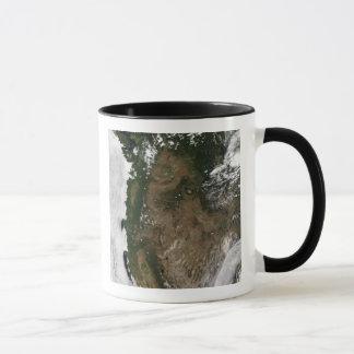 Région du nord-ouest Pacifique des Etats-Unis Mug