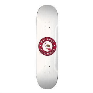 Région la Californie de baie Skateboards Customisés