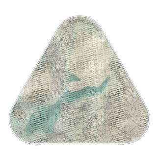 Régions polaires du nord 2 haut-parleur bluetooth