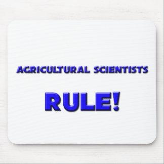 Règle agricole de scientifiques ! tapis de souris