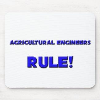 Règle agricole d'ingénieurs ! tapis de souris