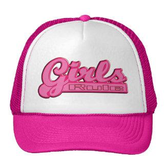 Règle de filles casquette trucker