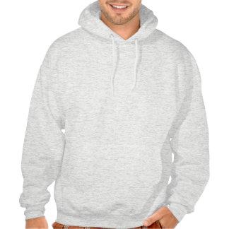 Règle de filles sweatshirt à capuche