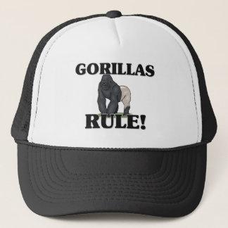 Règle de GORILLES ! Casquette
